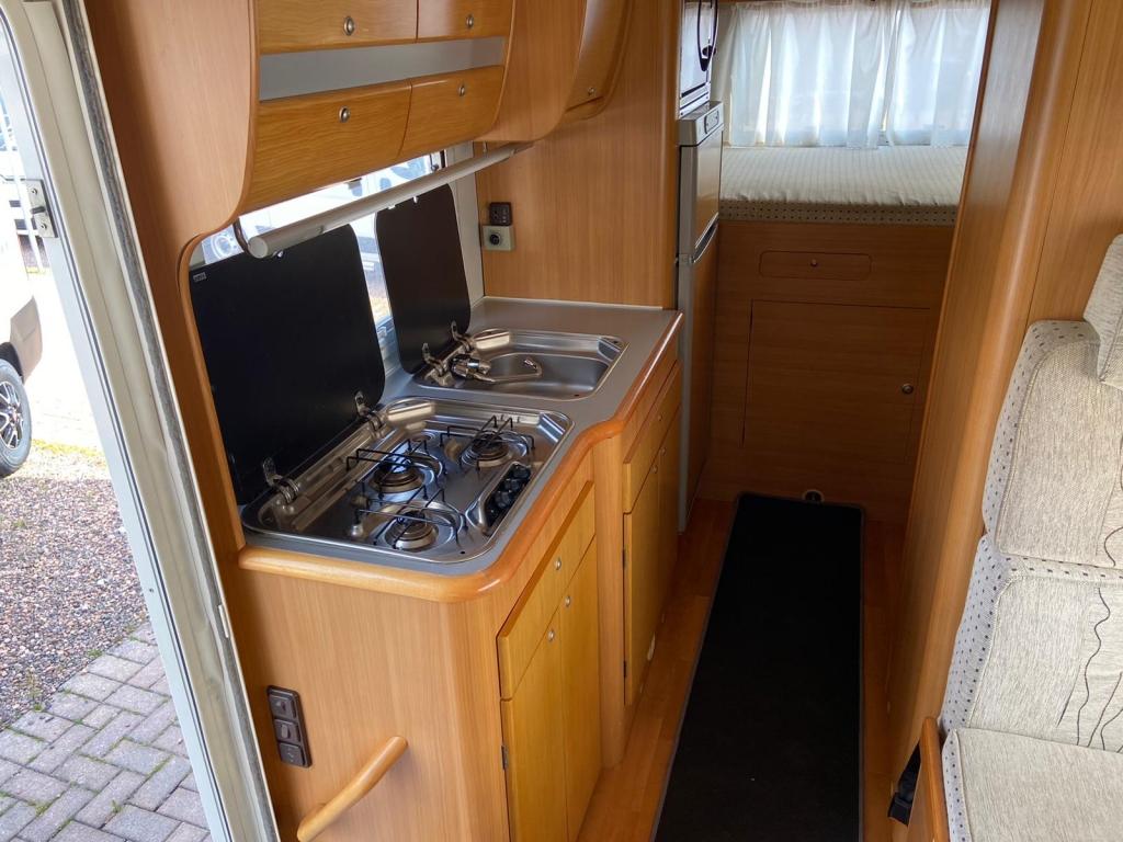 MOBILVETTA Icaro S11 Iveco 35C15 2.8 146cv GARAGE - foto: 7