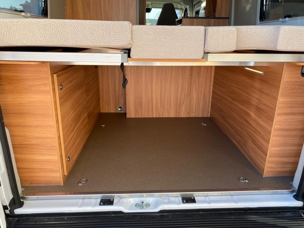 POSSL Summit 640 Fiat 140cv CAMBIO 9SPEED AUTOMATICO!  * 5 POSTI VIAGGIO!* - foto: 7