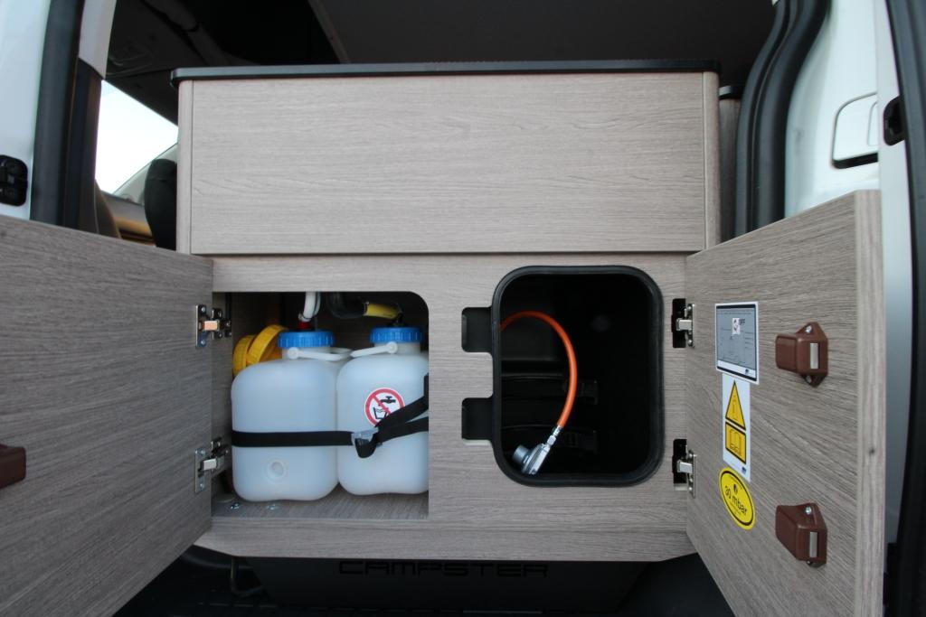 CAMPSTER Citroen SpaceTourer by Possl  (vers. camper) ( vers. camper ) 2.0 150cv ( + frigo, gancio traino, vetri oscurati, pack sicurezza 3 ) - foto: 18