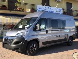 GLOBECAR Globescout Plus ( Possl 2Win Plus ) Citroen 140cv 3,5t ( visibile in sede, consegna 2021 )