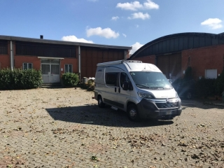 POSSL Roadcamp R Citroen 130cv  3,5t ( Elegance )