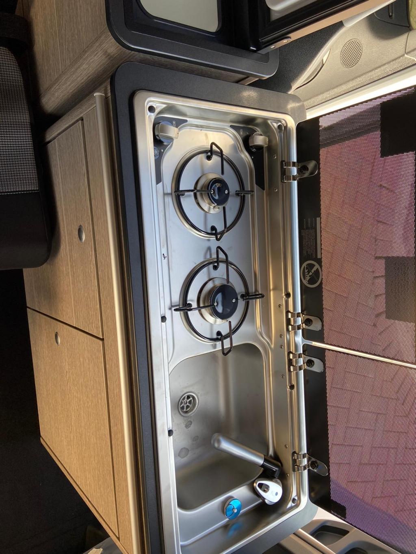 CAMPSTER Citroen SpaceTourer by Possl  (vers. camper) ( vers. camper ) 2.0 150cv ( + frigo, gancio traino, vetri oscurati, pack sicurezza 3 ) - foto: 22
