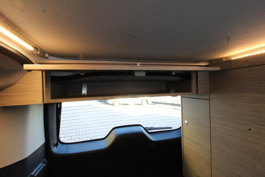 CAMPSTER Citroen SpaceTourer by Possl  (vers. camper) ( vers. camper ) 2.0 150cv ( + frigo, gancio traino, vetri oscurati, pack sicurezza 3 ) - foto: 8