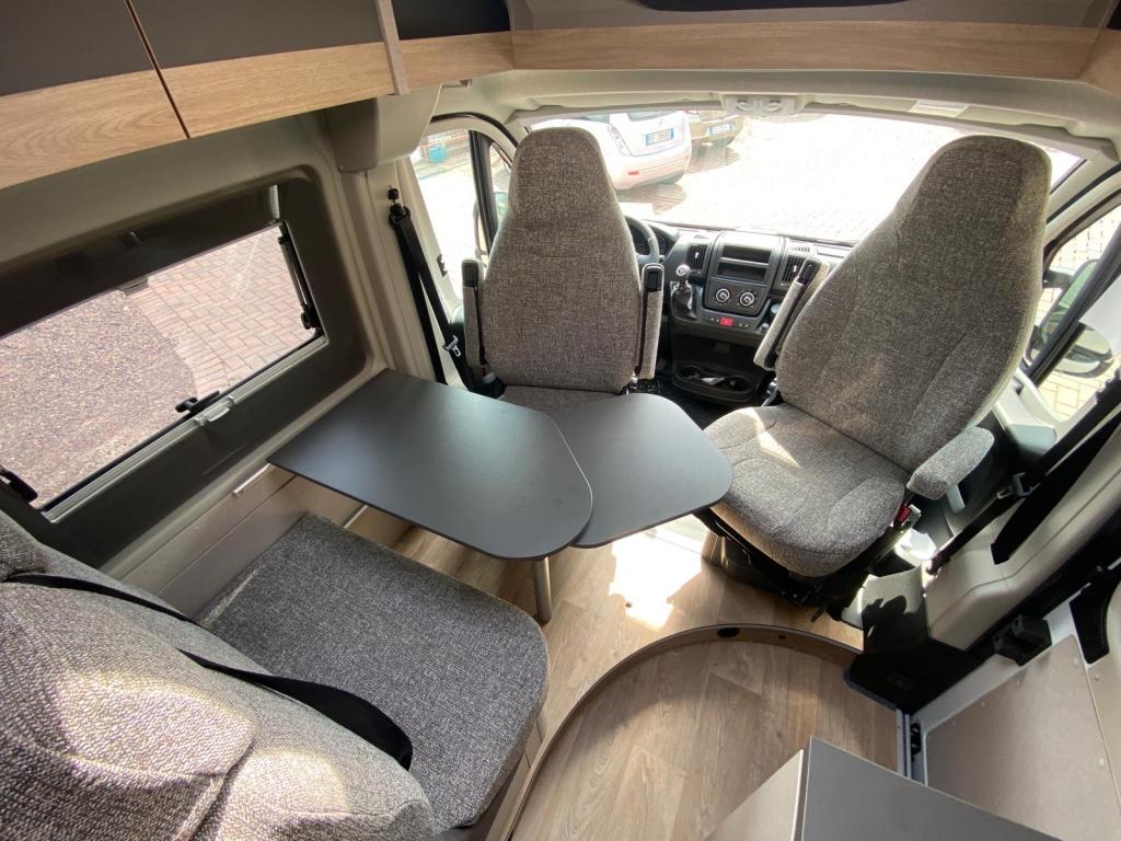 GLOBECAR Roadscout  R ELEGANCE  Citroen 140cv 3,5t - foto: 9