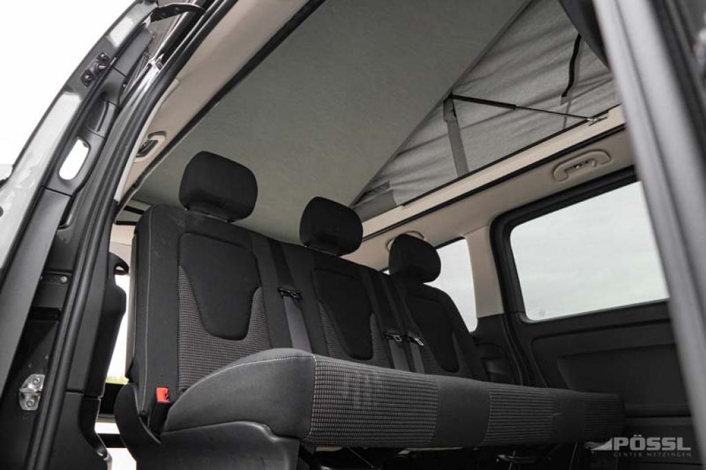 VANLINE Possl Vanstar Mercedes VITO e ClasseV ( da 136 a 237cv ) 9G-Tronic anche 4x4 - foto: 10