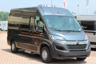 GLOBECAR Roadscout R ( Possl Roadcamp) Citroen 130cv 3,5t ( Truma Diesel )