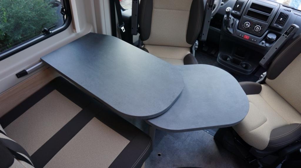 ROADCAR 601 Fiat 140cv 3,5t ( con Truma Diesel con cp plus, tavolo alternativo, finestra in bagno, dab )  - foto: 27