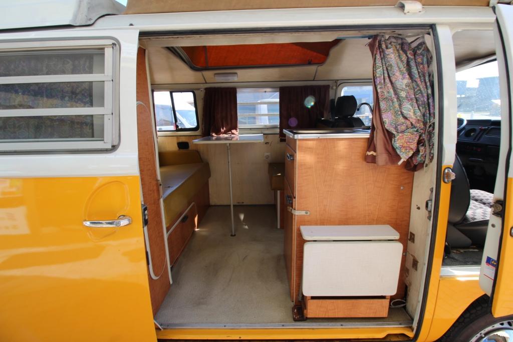 VOLKSWAGEN Transporter T2-A Westfalia - foto: 20