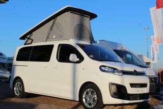CAMPSTER Citroen SpaceTourer by Possl  (vers. camper) 2.0 150cv ( Pack sicurezza 2 , retrocamera ecc )