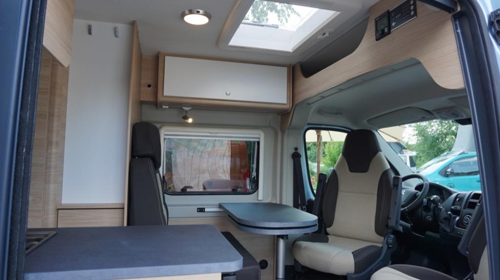 ROADCAR 601 Fiat 140cv 3,5t ( con Truma Diesel con cp plus, tavolo alternativo, finestra in bagno, dab )  - foto: 2