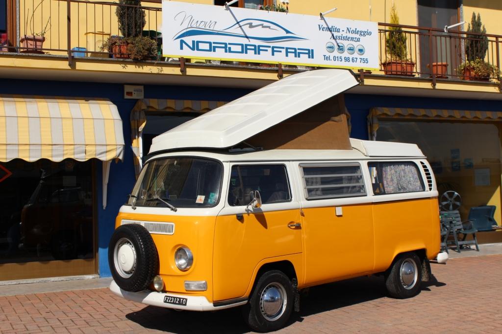 VOLKSWAGEN Transporter T2-A Westfalia - foto: 8
