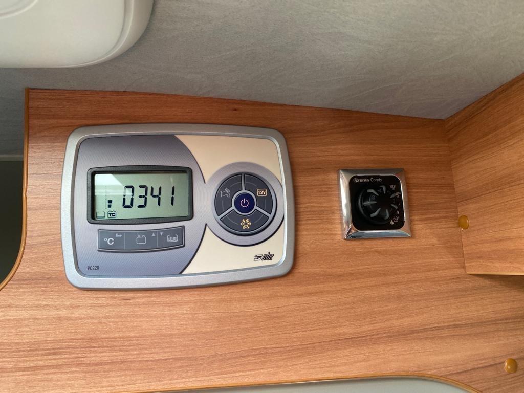 POSSL Summit 640 Fiat 140cv CAMBIO 9SPEED AUTOMATICO!  * 5 POSTI VIAGGIO!* - foto: 18
