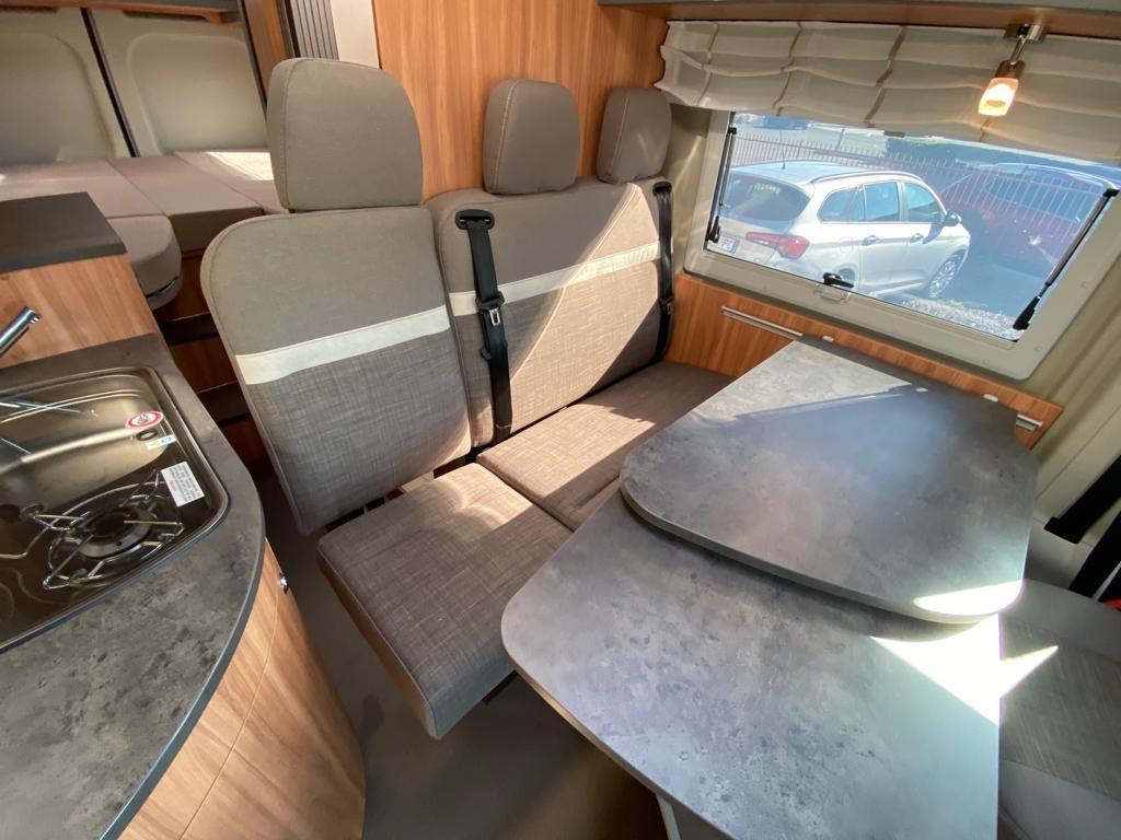 POSSL Summit 640 Fiat 140cv CAMBIO 9SPEED AUTOMATICO!  * 5 POSTI VIAGGIO!* - foto: 2