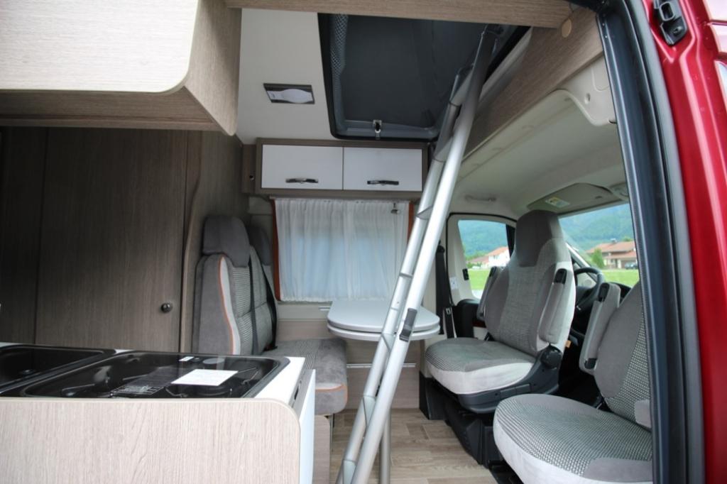 POSSL 2Win Plus Citroen 165cv ( Elegance + Tetto sollevabile + Truma d6 ) PROVALO A NOLEGGIO! - foto: 3