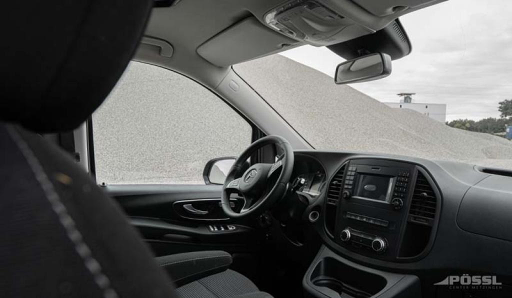 VANLINE Possl Vanstar Mercedes VITO e ClasseV ( da 136 a 237cv ) 9G-Tronic anche 4x4 - foto: 7