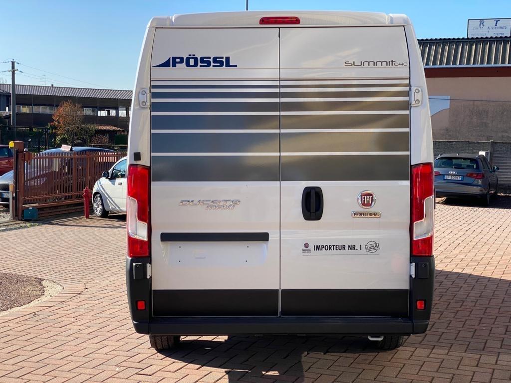 POSSL Summit 640 Fiat 140cv CAMBIO 9SPEED AUTOMATICO!  * 5 POSTI VIAGGIO!* - foto: 29