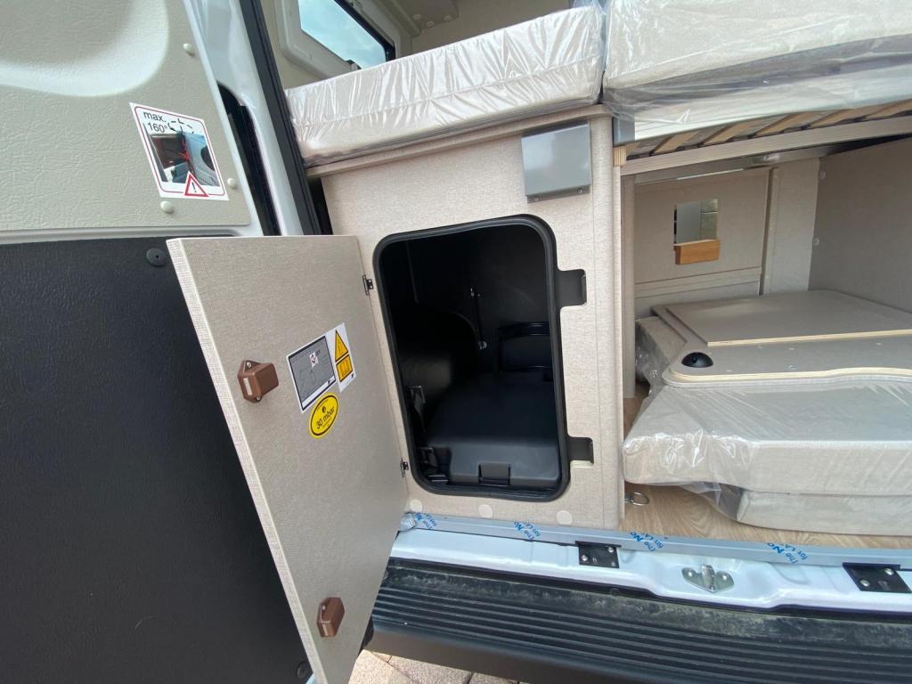 GLOBECAR Roadscout  R ELEGANCE  Citroen 140cv 3,5t - foto: 28