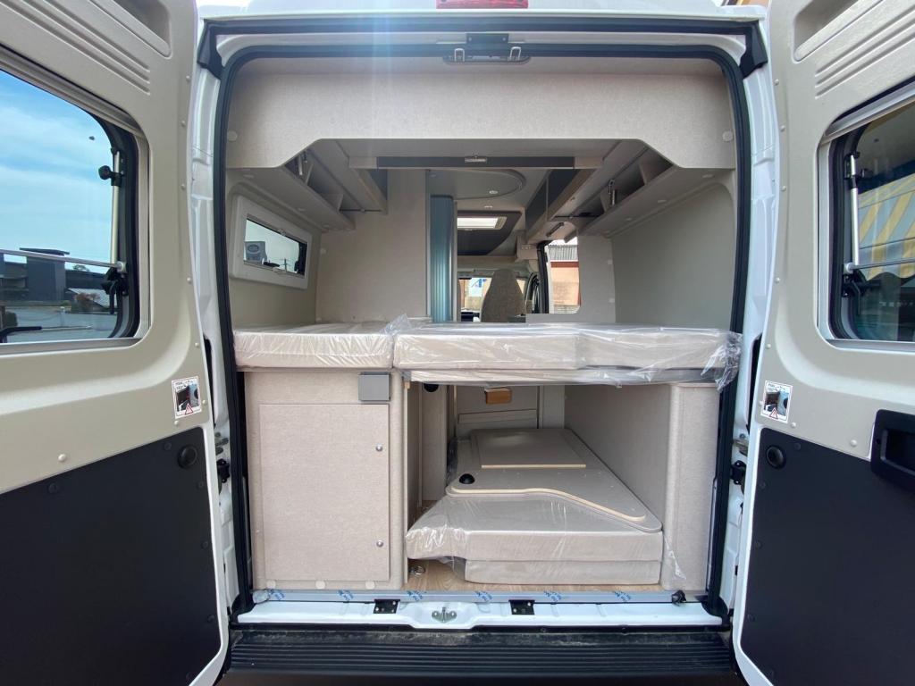 GLOBECAR Roadscout  R ELEGANCE  Citroen 140cv 3,5t - foto: 26