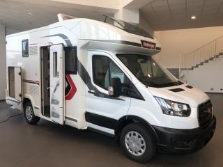 Camper Camper - Semintegrale - CHALLENGER 250 - Start Line Ford 130cv