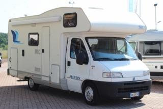 ELNAGH Marlin 65G ( Garage ) Fiat 2,8 JTD Euro3