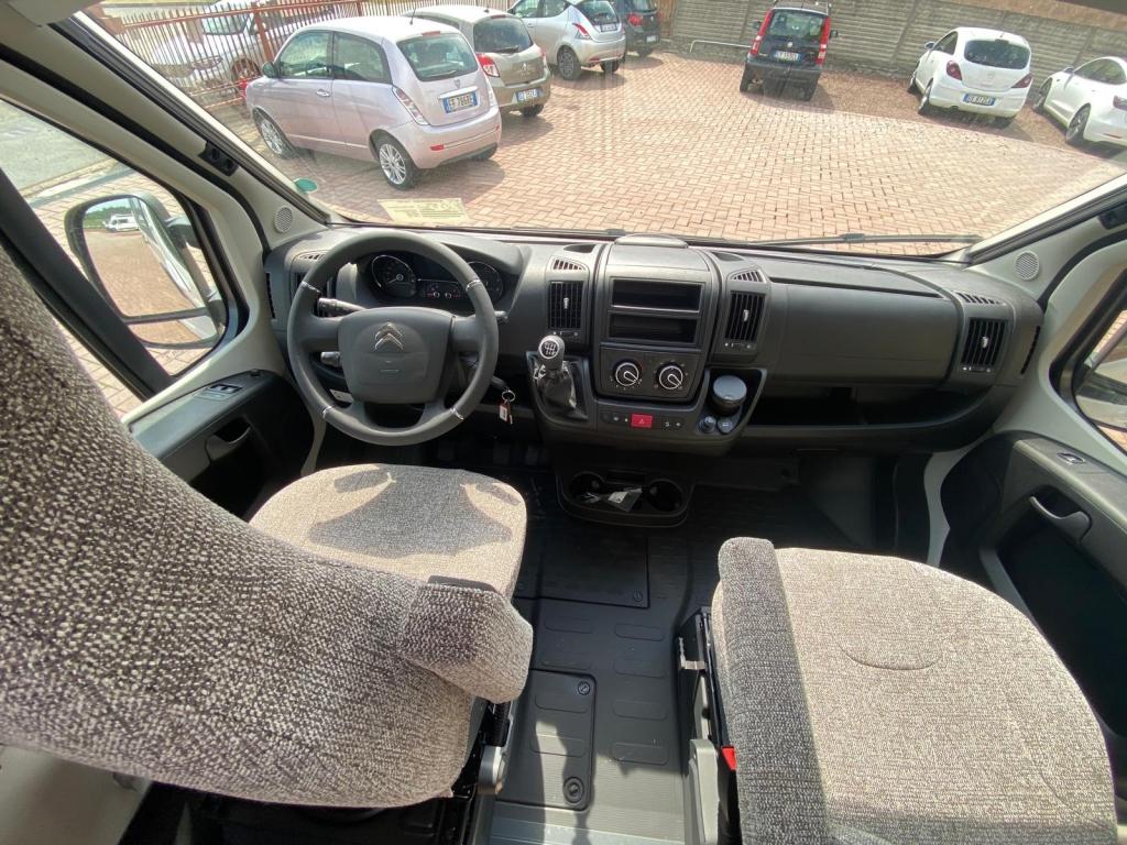 GLOBECAR Roadscout  R ELEGANCE  Citroen 140cv 3,5t - foto: 23