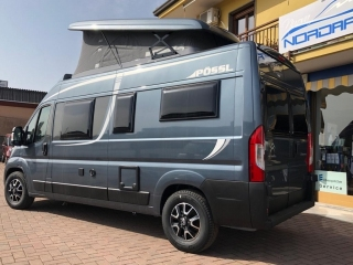 Camper Camper - Van - POSSL 2Win - R Plus CONFIGURAZIONE SCELTA DALLA COMMUNITY YOUTUBE !
