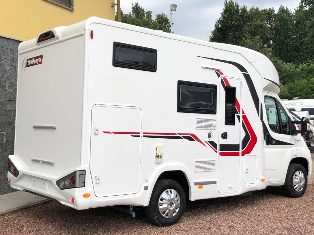 CHALLENGER 194 GA VIP Fiat 140cv ( Basculante e garage il soli 5,99m) - foto: 3