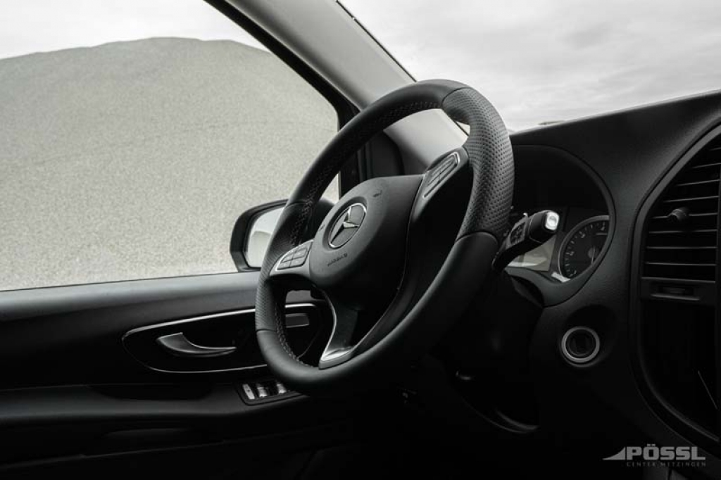 VANLINE Possl Vanstar Mercedes VITO e ClasseV ( da 136 a 237cv ) 9G-Tronic anche 4x4 - foto: 5