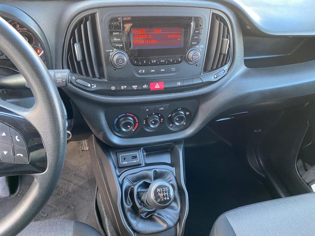 FIAT Doblo Doblò 1.6 MJT 105CV PC-TN Cargo Lamierato SX 3 Pos - foto: 16