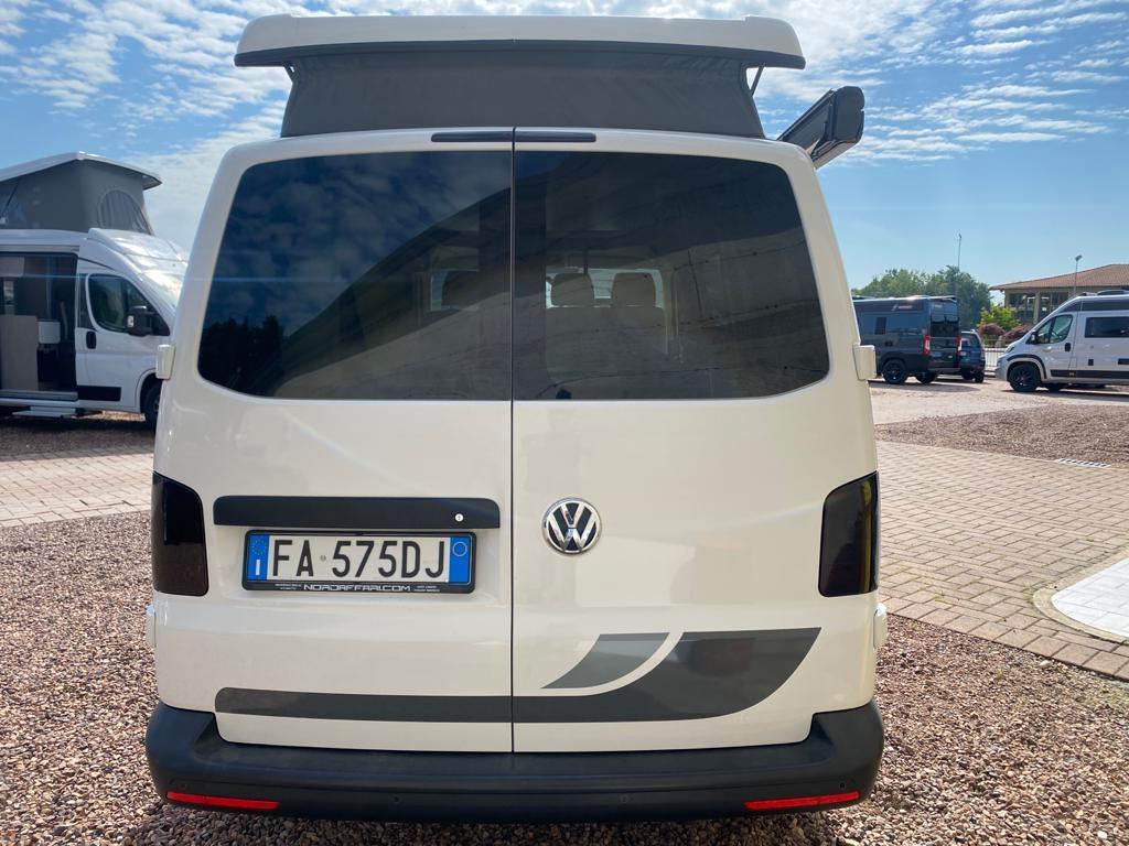 VOLKSWAGEN Transporter T5 C-Lover 102cv euro 5b ( 3 posti viaggio, con webasto ecc ) - foto: 10