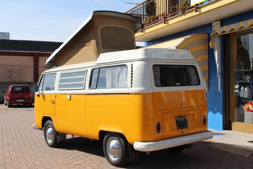 VOLKSWAGEN Transporter T2-A Westfalia - foto: 2