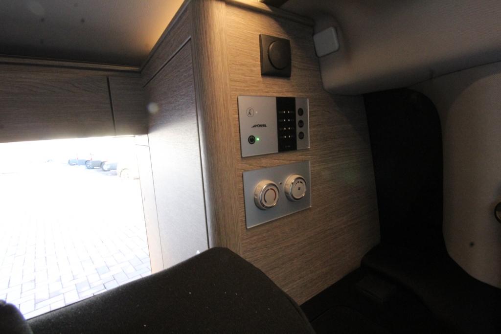 CAMPSTER Citroen SpaceTourer by Possl  (vers. camper) ( vers. camper ) 2.0 150cv ( + frigo, gancio traino, vetri oscurati, pack sicurezza 3 ) - foto: 14