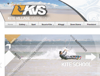 Kite Village Sardegna ASD  Scuola Kite Surf Sardegna