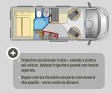 POSSL 2Win R Plus Citroen 140cv (  Elegance+Truma Diesel+tetto sollevabile) - foto: 7