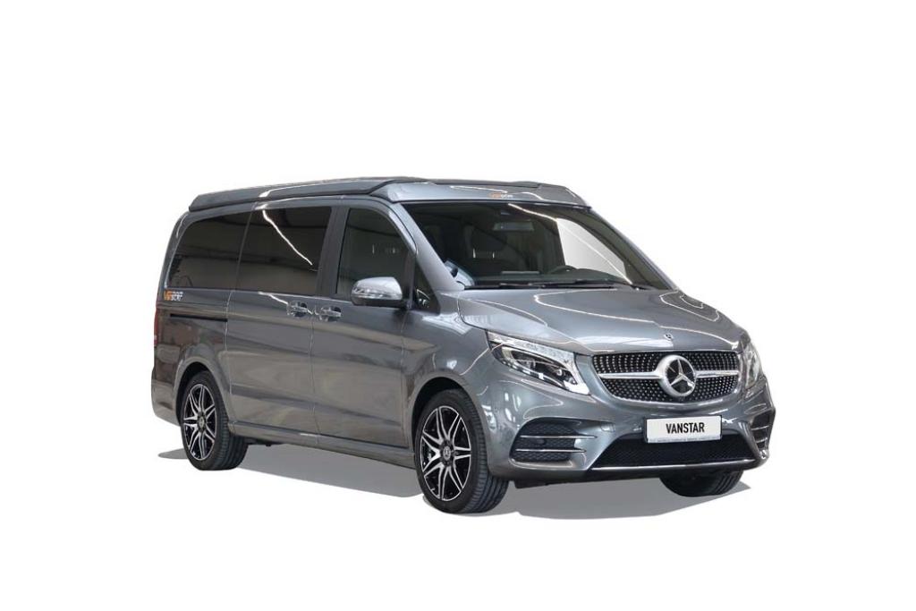 VANLINE Possl Vanstar Mercedes VITO e ClasseV ( da 136 a 237cv ) 9G-Tronic anche 4x4 - foto: 19