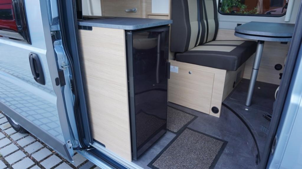 ROADCAR 601 Fiat 140cv 3,5t ( con Truma Diesel con cp plus, tavolo alternativo, finestra in bagno, dab )  - foto: 32