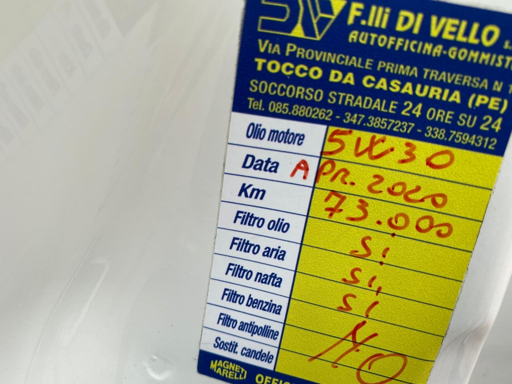 FIAT Doblo Doblò 1.6 MJT 105CV PC-TN Cargo Lamierato SX 3 Pos - foto: 14